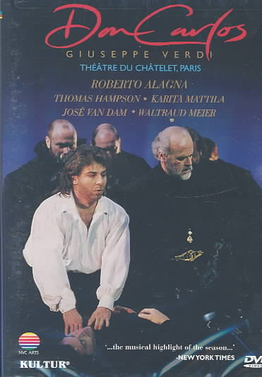 DON CARLOS       (VERDI) BY ALAGNA,ROBERTO (DVD)