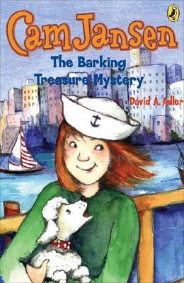 Cam Jansen and the Barking Treasure Mystery By Adler, David A./ Natti, Susanna (ILT)