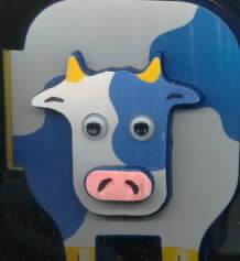 Cow By Bolam, Emily/ Bolam, Emily (ILT)/ Mathieson, Roberta